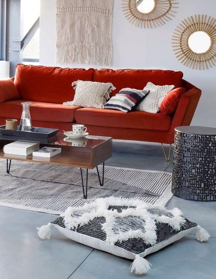 deuxi me d marque la redoute interieurs notre shopping pas cher elle d coration. Black Bedroom Furniture Sets. Home Design Ideas