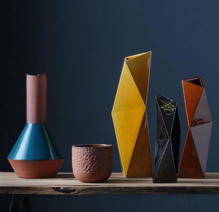 Les vases arty en céramique de Vorster & Braye
