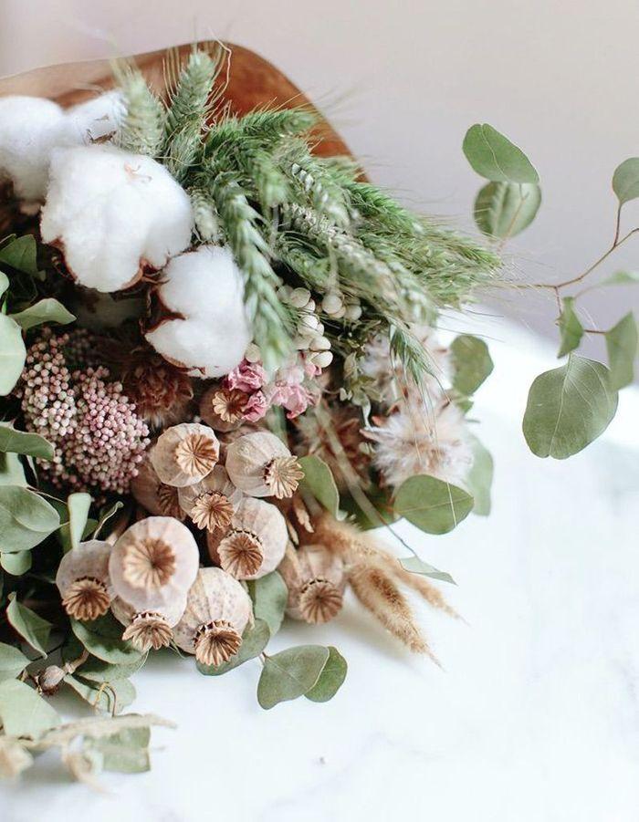 le tr s grand retour des fleurs s ch es elle d coration. Black Bedroom Furniture Sets. Home Design Ideas