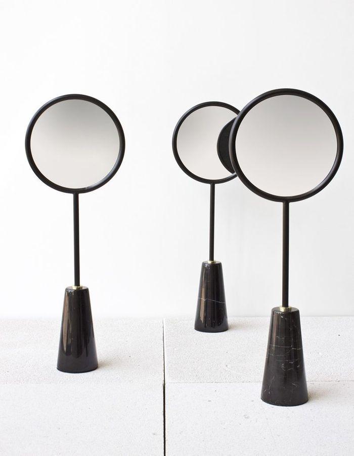 Miroirs en marbre