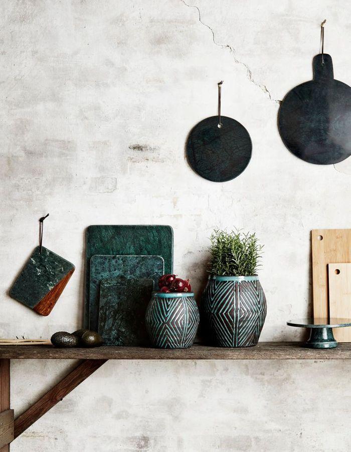 le marbre la tendance d co qui r siste elle d coration. Black Bedroom Furniture Sets. Home Design Ideas