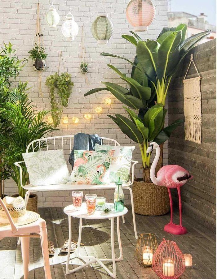 les plantes et fleurs artificielles pas si has been que a elle d coration. Black Bedroom Furniture Sets. Home Design Ideas