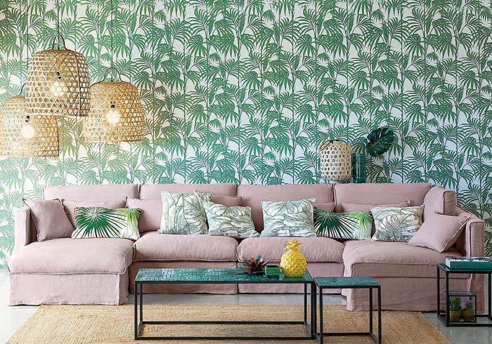 Le style tropical