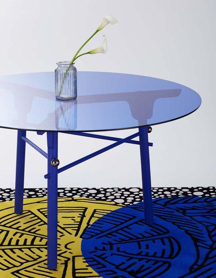 Table, Maison Dada