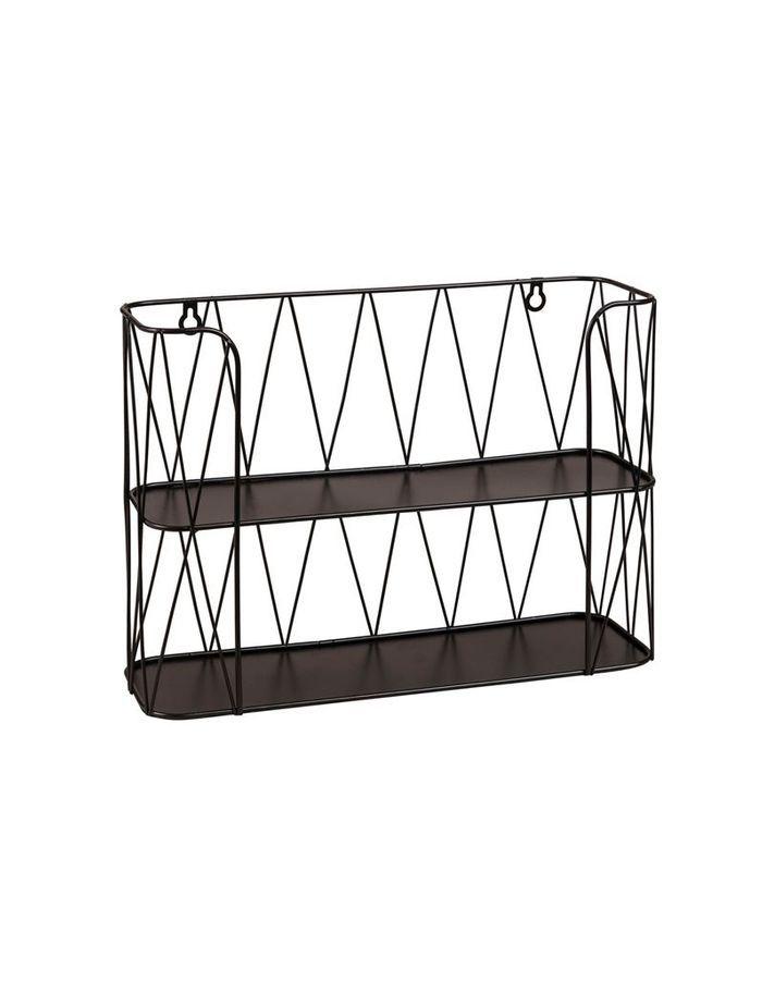 cage maison du monde best caja escritorio madera maison. Black Bedroom Furniture Sets. Home Design Ideas