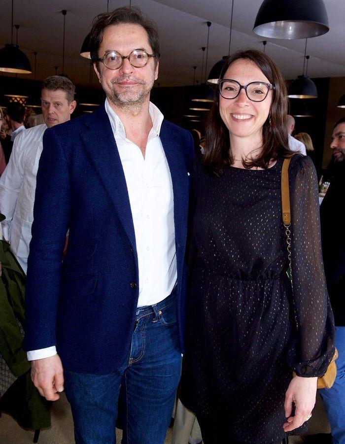 Franz Potisek (décorateur), Emmanuelle Javelle (ELLE Décoration)