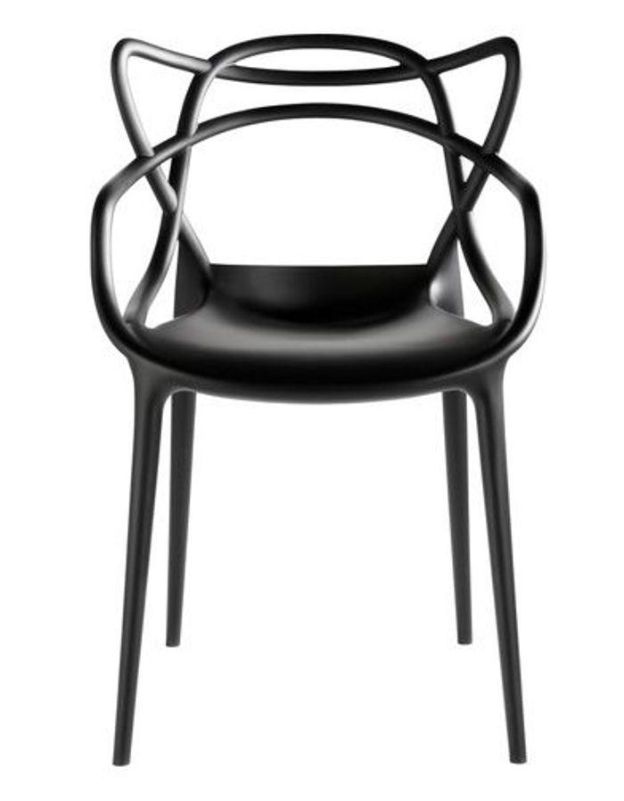 30 chaises de créateur - elle décoration - Chaise Starck Pas Cher