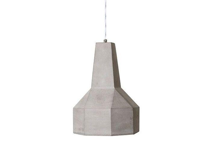 Luminaire beton