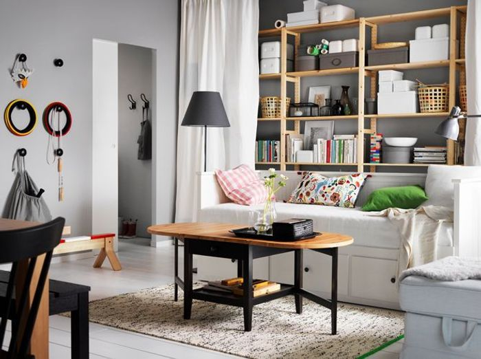 l 39 inspiration du jour un avant go t du catalogue ikea. Black Bedroom Furniture Sets. Home Design Ideas