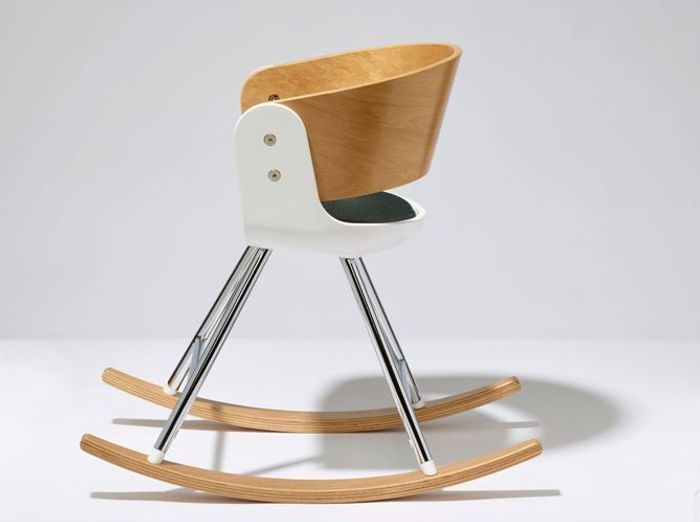 L 39 objet d co du jour une chaise volutive 100 design for Les enfants design