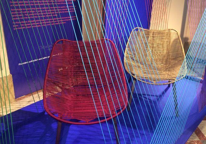 Le fauteuil d'Antoine Fritsch et Vivien Durisotti chez Roche Bobois