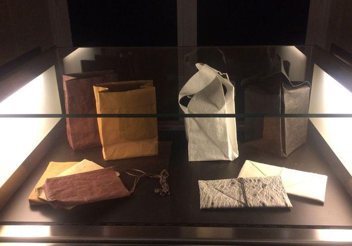 """Suho Memorial Paper Museum représenté durant l'expo """"Taiwan - Unfolding"""""""