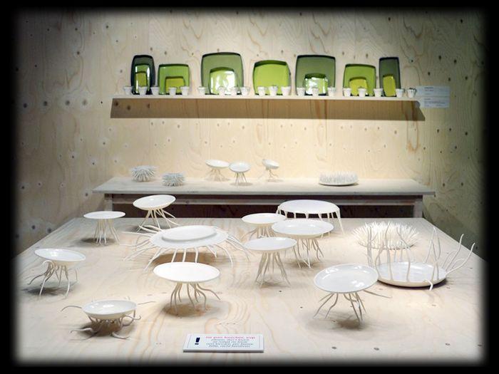 Sculptures en porcelaine, Lemm & Lemm