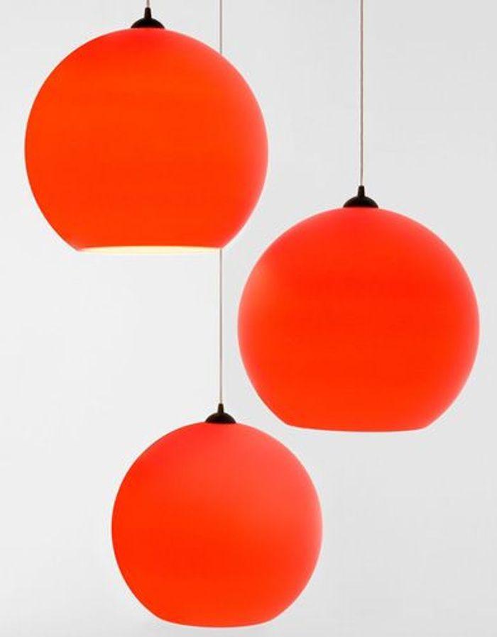 Tom Dixon Lampada Fluoro : Shopping le fluo dans la déco elle décoration