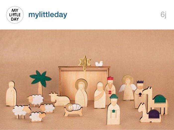 les instagram de la semaine les meilleurs comptes diy pour no l elle. Black Bedroom Furniture Sets. Home Design Ideas