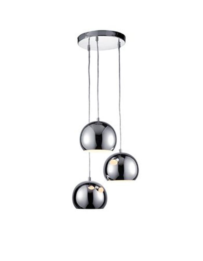 Suspension 3 lumieres dot ZOa