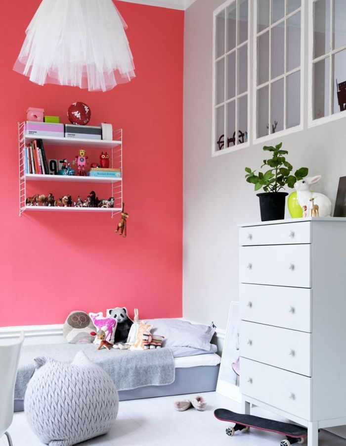 chambre de petite fille de 9 ans. Black Bedroom Furniture Sets. Home Design Ideas