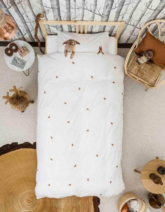 Parure de lit pour enfant Snurk