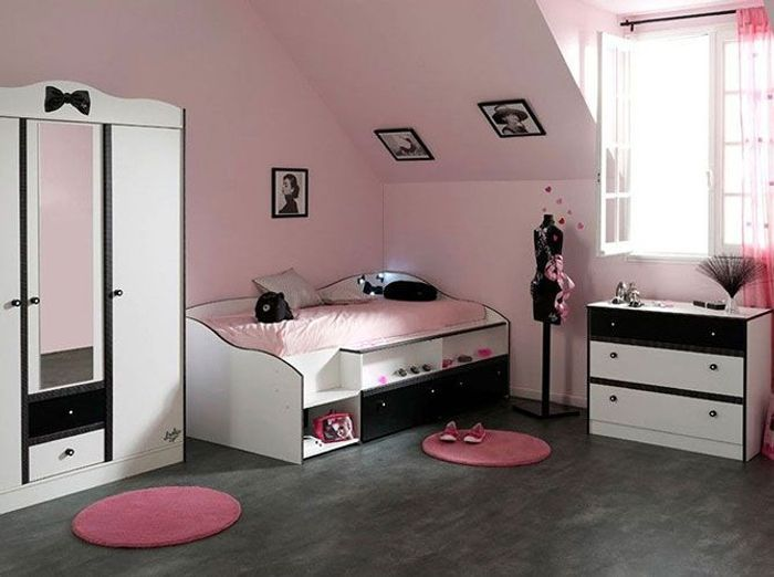 d core ta chambre jeux id e inspirante pour la conception de la maison. Black Bedroom Furniture Sets. Home Design Ideas