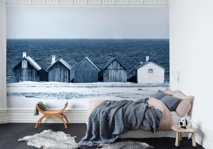 succombez la chambre bleue elle d coration. Black Bedroom Furniture Sets. Home Design Ideas