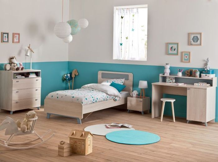 Chambres de gar on 40 super id es d co elle d coration for Idee amenagement chambre enfant