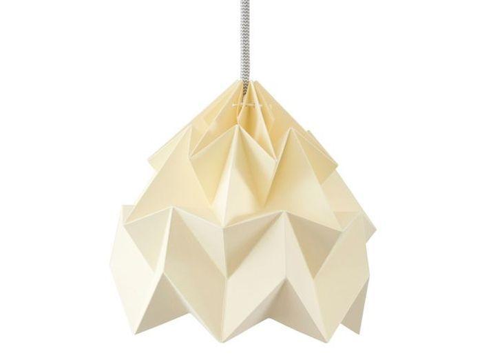 Suspension origami studio snowpuppe