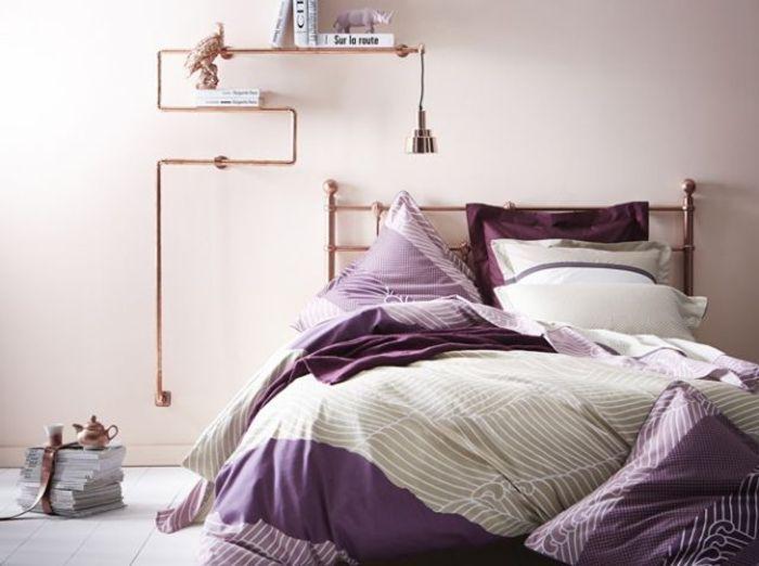 40 id es d co pour la chambre elle d coration - Peinture et decoration chambre ...