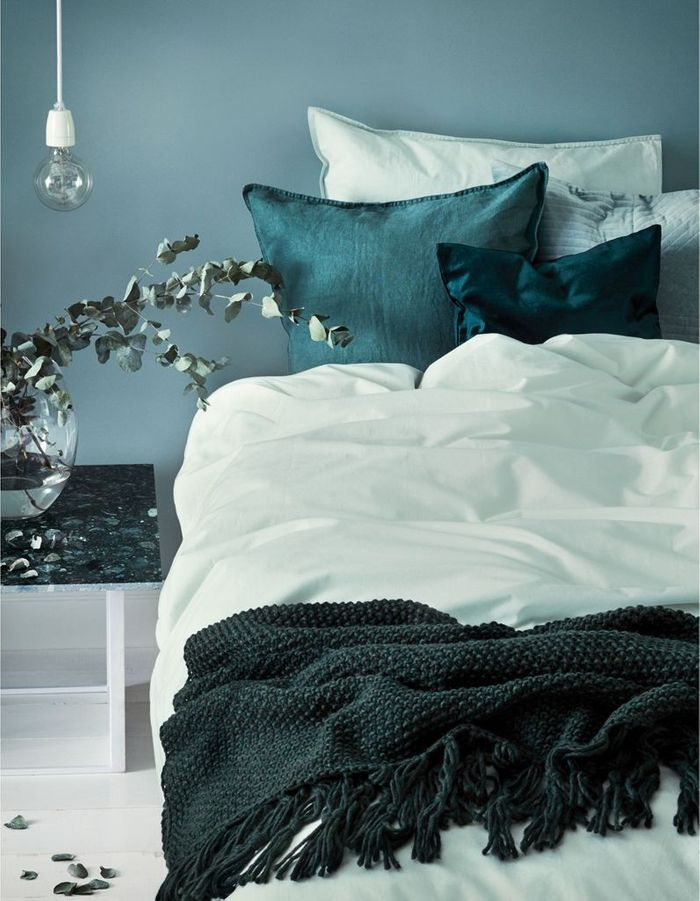 L'idée à retenir : mixer les taies d'oreiller