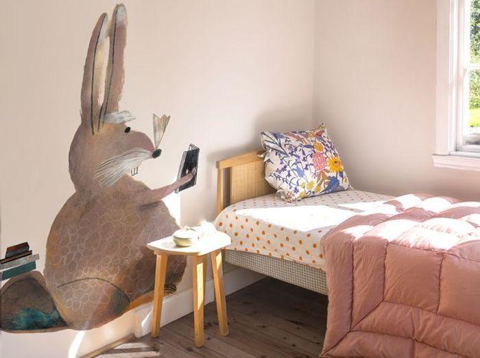 Meuble Rangement Chambre Bebe : Les 40 plus belles chambres de petites filles  Elle Décoration
