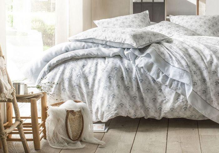 Linge de lit on ne se lassera jamais du lin elle for Alexandre turpault linge de maison soldes