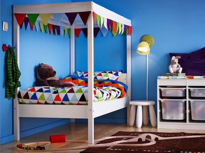 Une chambre d'enfant cosy