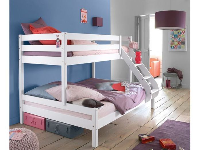 adoptez le lit superpos pour vos enfants elle d coration. Black Bedroom Furniture Sets. Home Design Ideas