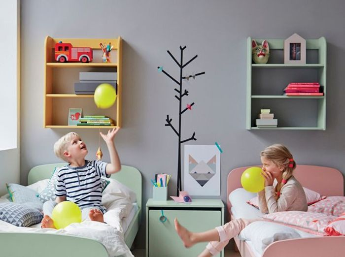 enfants 70 meubles de rangement ultra pratiques elle d coration. Black Bedroom Furniture Sets. Home Design Ideas