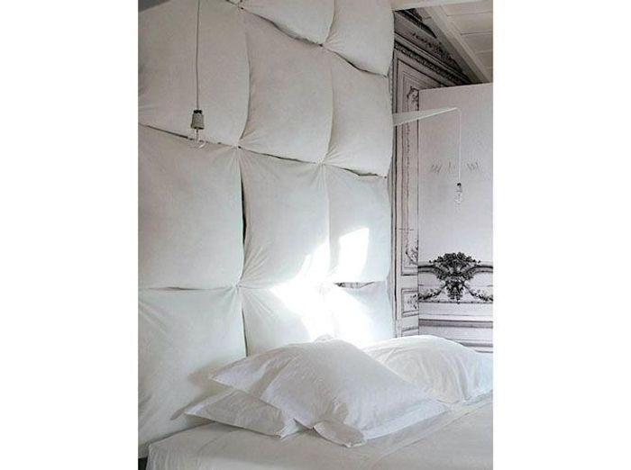 25 id es d co pour une t te de lit originale elle d coration. Black Bedroom Furniture Sets. Home Design Ideas