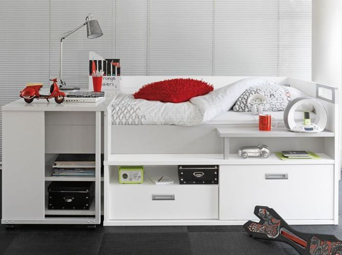 lit mezzanine mi hauteur adulte my blog. Black Bedroom Furniture Sets. Home Design Ideas