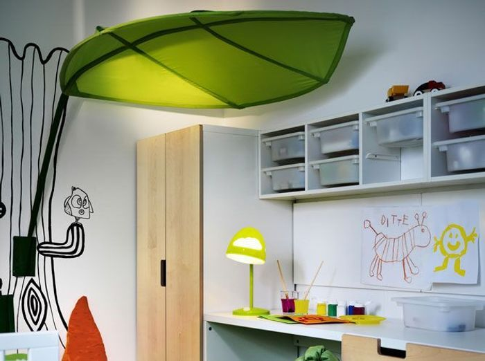 Peinture Jaune Pour Salon : Ikea Chambre Petit Garcon Chambre gar?on ikea bleu adulte photo