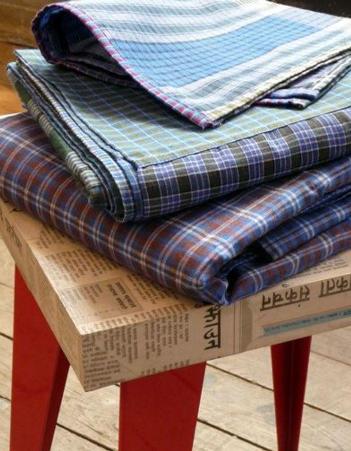 caravane linge de maison best a winter bed with caravane linge de maison courte pointe. Black Bedroom Furniture Sets. Home Design Ideas