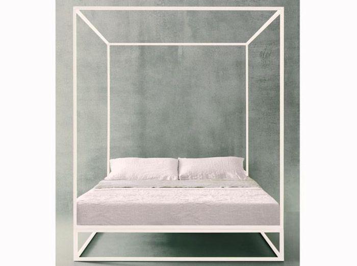 le lit baldaquin se refait une beaut elle d coration. Black Bedroom Furniture Sets. Home Design Ideas