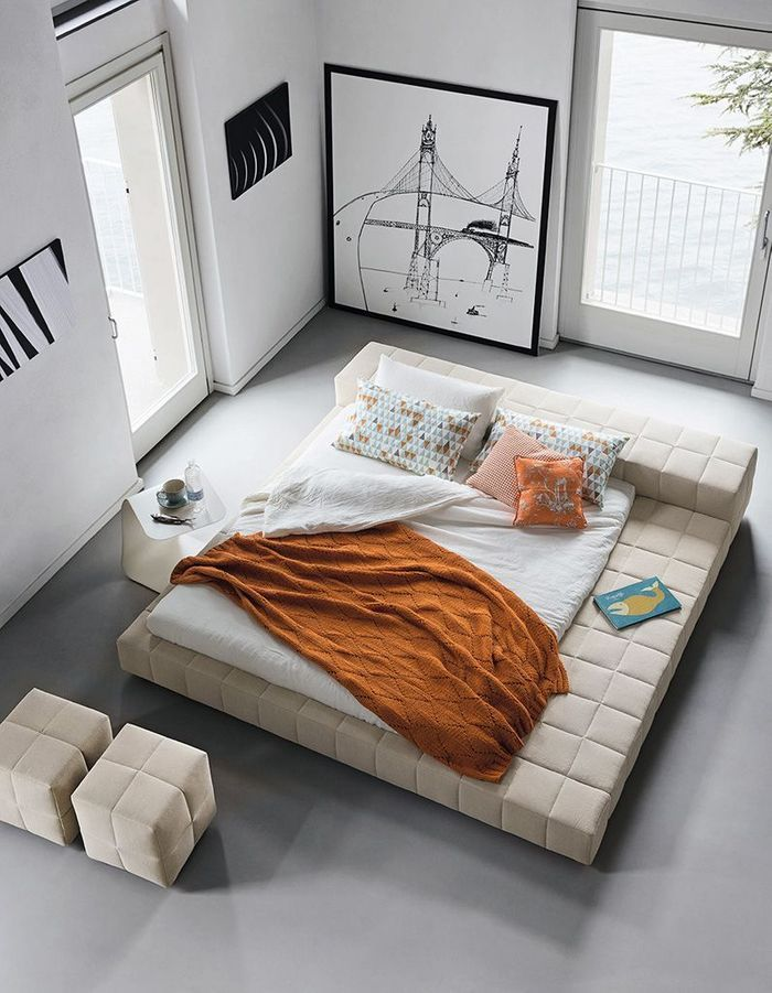 15 lits design pour une chambre moderne