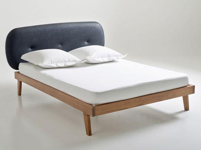 Un beau lit design, on en rêve ! - Elle Décoration