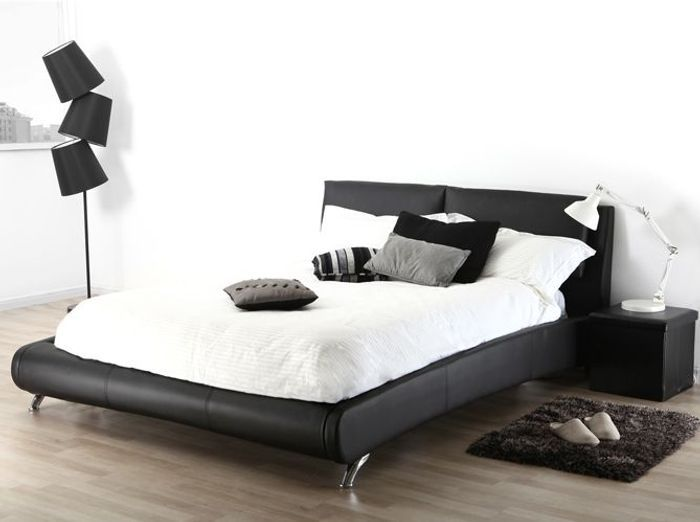 un beau lit design on en r ve elle d coration. Black Bedroom Furniture Sets. Home Design Ideas