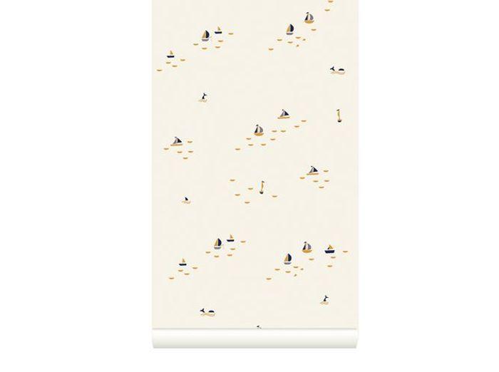 papier peint les nouveaut s craquantes pour les enfants elle d coration. Black Bedroom Furniture Sets. Home Design Ideas