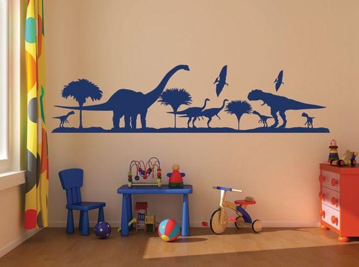 Chambre d 39 enfants craquez pour des stickers d co et for Stickers deco chambre enfant