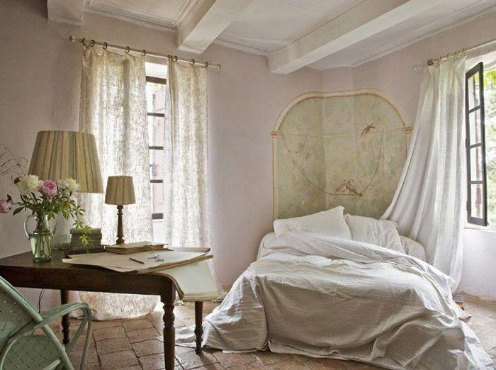 une chambre printani re elle d coration. Black Bedroom Furniture Sets. Home Design Ideas