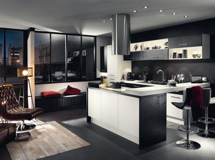Cuisines design nos mod les pr f r s elle d coration - Deco cuisine design ...