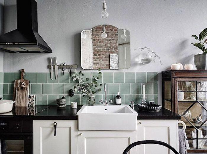 Pariez sur la d co r cup en cuisine elle d coration for Deco ancienne cuisine