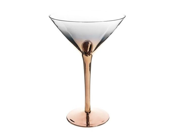 Verre martini cocktail