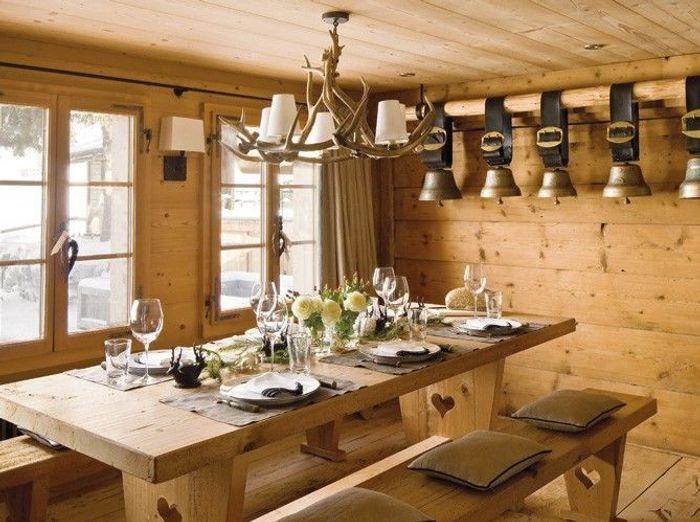 Des salles à manger pour tous les styles
