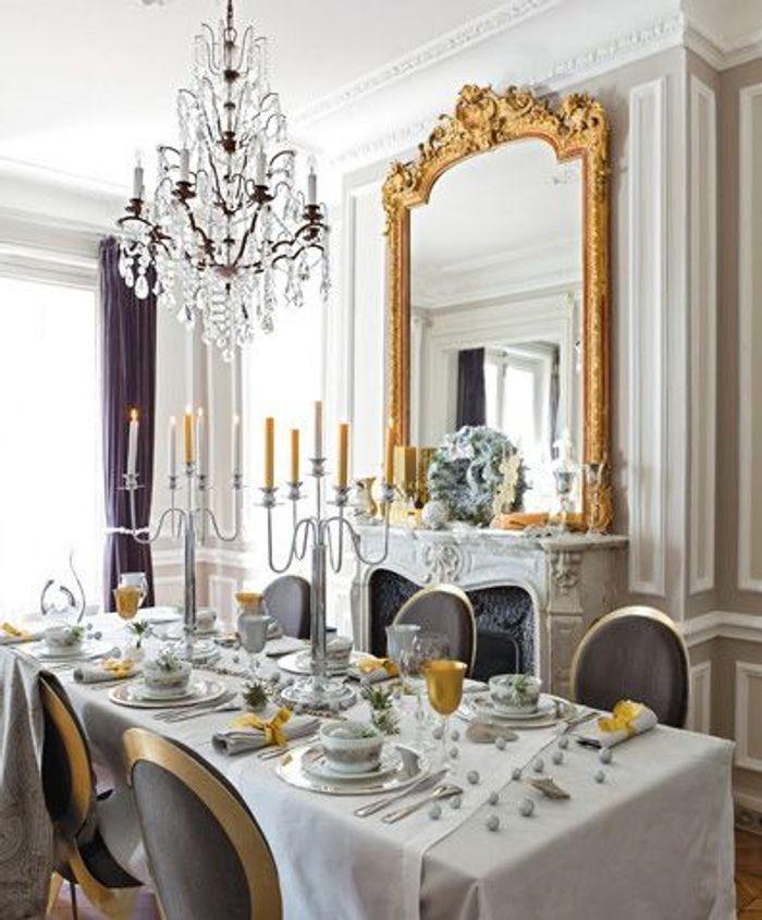 des salles manger pour tous les styles elle d coration. Black Bedroom Furniture Sets. Home Design Ideas