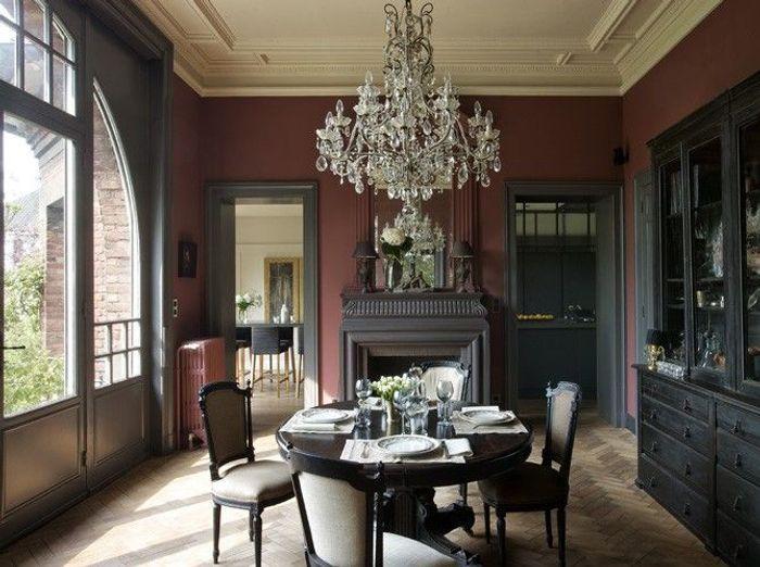 Des salles manger pour tous les styles elle d coration for Salle a manger epuree